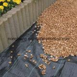 PPによって編まれるWeedの障壁の布の雑草防除ファブリック