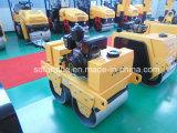 Furd Qualitäts-Doppelt-Trommel-Stahlrad-Minivibrationsrolle (FYL-S600C)