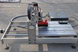 Mini ranurador del CNC para el proceso del metal