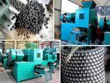 Kohle-Puder-Brikett-Maschine für Gips-Zeile