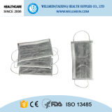 Maschera di protezione attiva non tessuta del filtro dal carbonio delle 4 pieghe