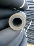 チンタオWhosaleのゴム製摩耗の抵抗力があるサンドブラストのホースの黒