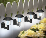 Lumière solaire décorative matérielle de jardin de la promotion DEL du constructeur pp de la Chine avec l'UL