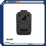 Câmera do IP do corpo da polícia de Senken com Construir-em GPS