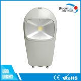 dispositivos de la luz de calle de 50W LED LED para la iluminación del camino
