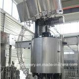 Automatische Alkohol-Wein-Flaschenglas-Waschmaschine-füllendes mit einer Kappe bedeckendes Gerät