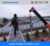 Indicador de diodo emissor de luz ao ar livre da estrada do tráfego de P10mm