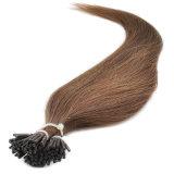 熱い前に担保付きの人間の毛髪の拡張を販売する