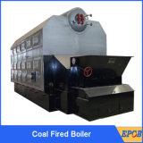 Wood Fired caldera de biomasa de agua caliente (SZL2.8-54MW)