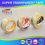 Hongsu Hs BOPP는 접착 테이프 BOPP 테이프 접착성 패킹 테이프를 지운다