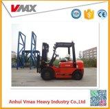 中国製軽いDiesel Forklift Truck、Small Mini Forklift 2500kg Capacity
