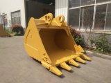 Sfの掘削機のバケツは石の歯を搭載するXzshenfuの頑丈な石造りのバケツを分ける