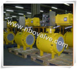 "32 "" api Big Size Full Welded Ball Valve per Subsea"