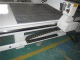 CNC Router voor Snijder van de Reclame van de Gravure van het Glas de Houten Scherpe