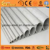 Tubulação soldada do aço inoxidável de AISI 304