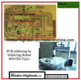 Volledige Engelse CNC van de Versie Solderende Machine mD-Dh-T54411