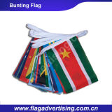 Kundenspezifische Polyester-Flagge-Markierungsfahne, dekorative Markierungsfahne, Förderung-Markierungsfahne
