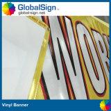 510g de zelfklevende Sticker van het Teken van de Banner van het Voertuig Weerspiegelende