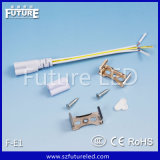 세륨 RoHS Approval를 가진 T5 Integrated LED Tube Lights