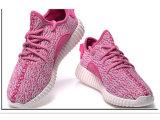 Chaussures de vente chaudes d'air tricotées par sport de femmes