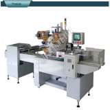 Máquina de embalagem automática horizontal Bandeja-Livre da bolacha