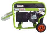 100% 구리 감기 발전기를 가진 3kVA 가솔린 발전기