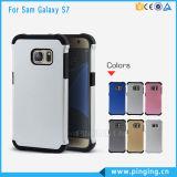 Cubierta del teléfono móvil para la galaxia S7/S7 Edge/S7 de Samsung más