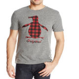 남자 최신 작풍 주문 인쇄 남자의 t-셔츠