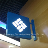 LED Shop Light Box para Fashion Brand Advertising Shop Sign