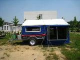 普及した新しいモデルCtt6005のキャンピングカートレーラーのテント