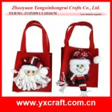 Decoración de Navidad (ZY15Y010-1-2-3) Navidad bolso no tejido bolsa de regalo