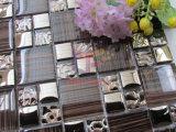 Het Document van de Muur van de Mengeling van het Kristal van het titanium zoals het Mozaïek van het Glas (CFC638)