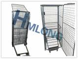 Gaiola de dobramento do metal do rolo de armazenamento