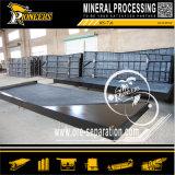 卸し売り鉱山の錫の鉱石の加工ライン錫の精錬のシェーカー機械