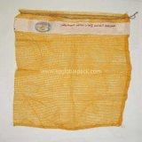 Pp.-Ineinander greifen-Beutel mit Firmenzeichen für das Verpacken der Zwiebel 25kg