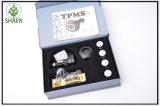 Gummireifen-Druck-Überwachungsanlage mit externem Fühler