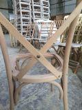 خشبيّ مأدبة [ويدينغ] صليب ظهر كرسي تثبيت في 2016