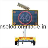 Segno di limite di velocità, segnali stradali del LED
