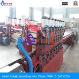 Máquina gemela del estirador de tornillo del PVC para Celuka/la fabricación del panel que pela