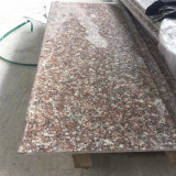 中国の製造業者の産業花こう岩の磨かれたモモの赤い花こう岩G687
