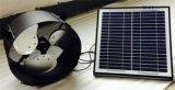 14inch ventilador montado aguilón Solar-Accionado 15 vatios para la pared (SN2013013)