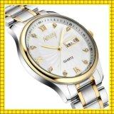 Prix de montre de quartz de modèle de tendance de qualité