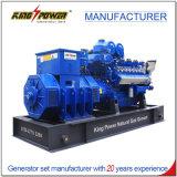 Générateur de gaz naturel de Mwm 1000kw de bonne qualité pour la centrale électrique