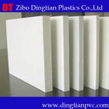 1.22*2.44 al por mayor impermeabilizan el tablero de alta densidad de la espuma del PVC de la construcción