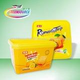 La plupart des produits populaires cadre sûr et non-toxique de Chine de biscuit dans l'étiquette Iml de moulage de moulage