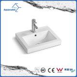 Dispersore di lavaggio del bacino di ceramica del Governo e della mano superiore di vanità (ACB2204)