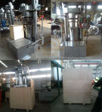 ピーナツアーモンドのゴマのピーナッツのMoringaのココナッツ油の製造所
