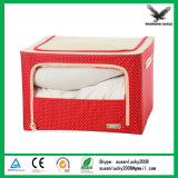 Eg-Fsb0057 Hot Sale Dernier design Home Use Quilt Storage Box