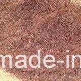Constructeur chinois au sujet de sable de grenat