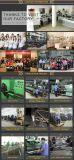 Сверхмощный стеллаж для выставки товаров магазина розничной торговли металла крома